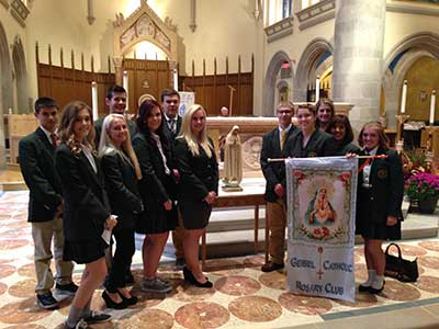 The Rosary Club at Blessed Sacrament Cathedral