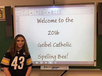 Welcome to the Spelling Bee